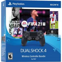 SONY - Mando Playstation 4 Dualshock + FIFA 21