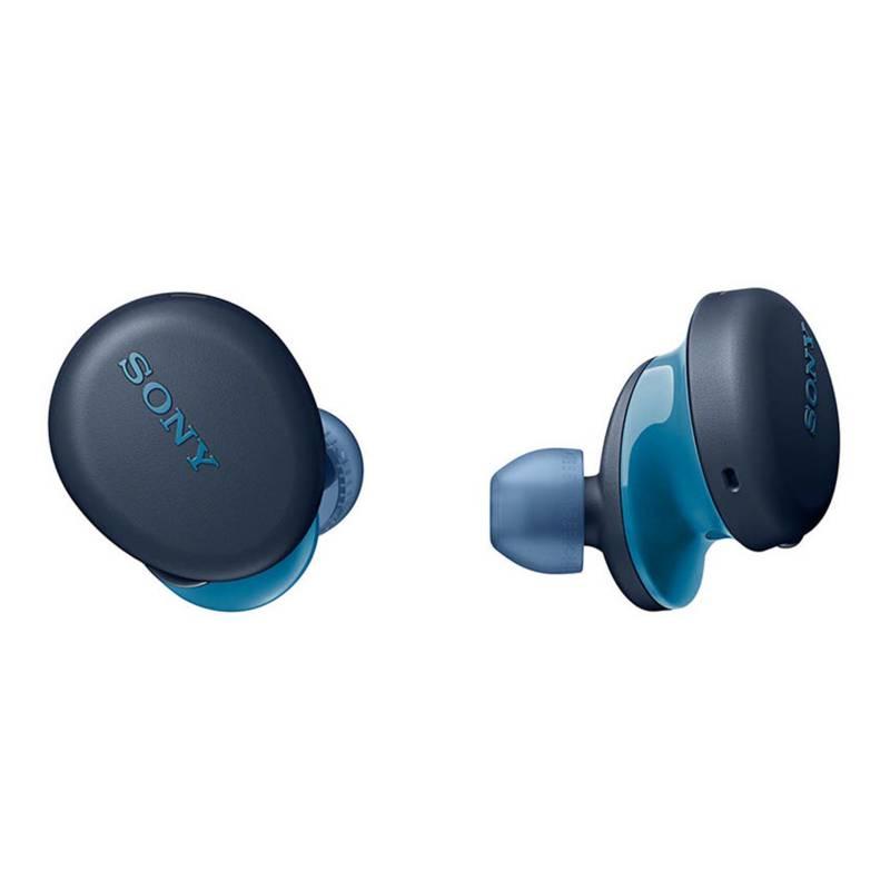 SONY - Audífonos True Wireless Sony con Bluetooth WF-XB700 Azul