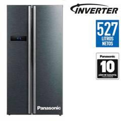 PANASONIC - Refrigeradora Panasonic de 527 lt NR-BS58GV1