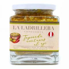 LA LADRILLERA - Tapenade aceitunas al aji 185g