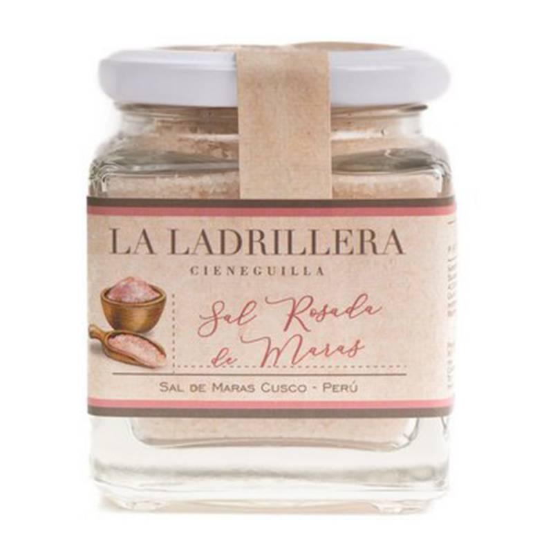LA LADRILLERA - Sal Rosada Gruesa 200gr