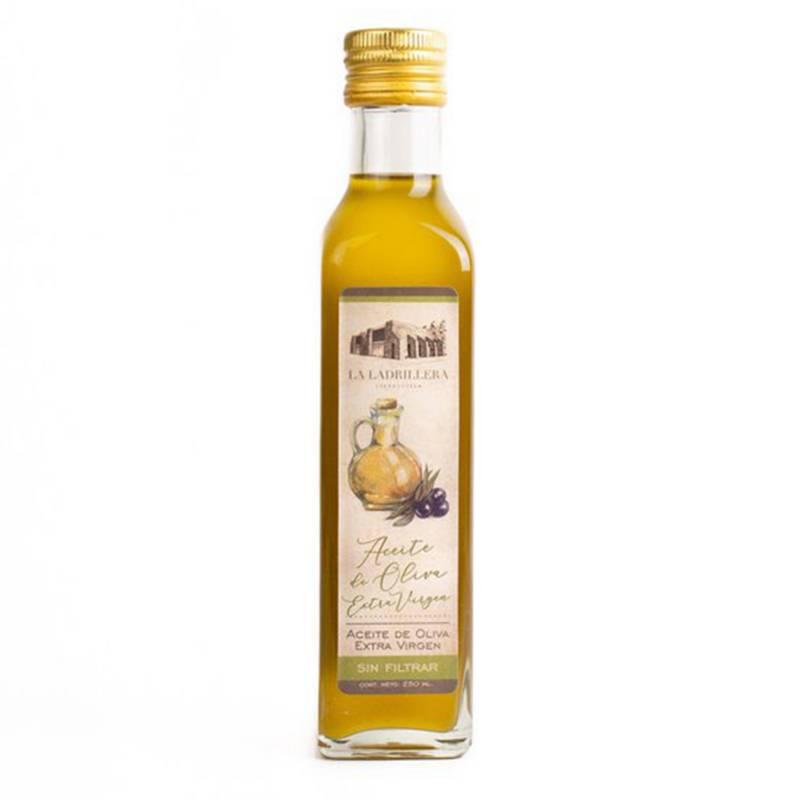 LA LADRILLERA - Aceite de oliva sin Filtrar 250 ml