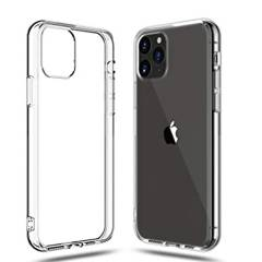 UBY - Case Funda Iphone 11 6.1 de TPU Transparente
