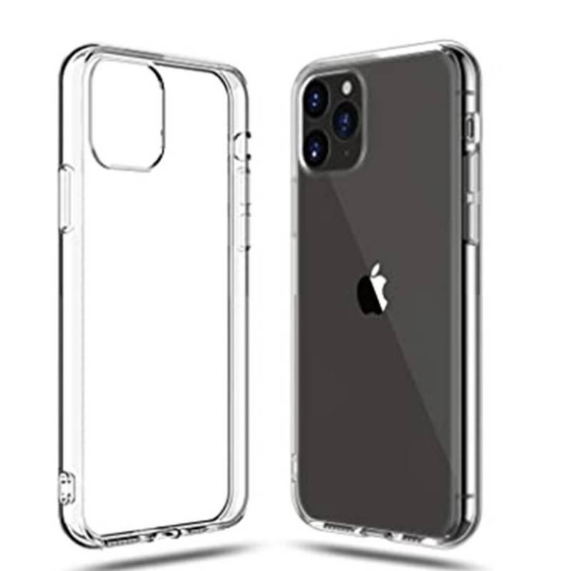 UBY - Case Funda Iphone 11 6.1 de TPU Transparente