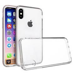 UBY - Case Funda Iphone XS/X de TPU Transparente