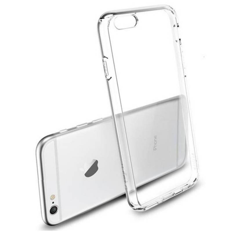 UBY - Case Funda Iphone 7 8G Transparente de TPU