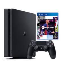 SONY - Consola Playstation 4 Slim 1TB + FIFA 21