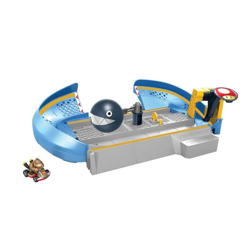 HOT WHEELS - Set de Juego Hot Wheels Mario Kart Pistas de Niveles
