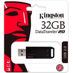 KINGSTON - Memoria usb 32gb kingston 2.0
