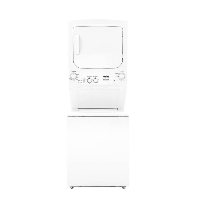 MABE - Centro Lavado 20 kg Eléctrico Blanco CLME70204BBB0 Mabe