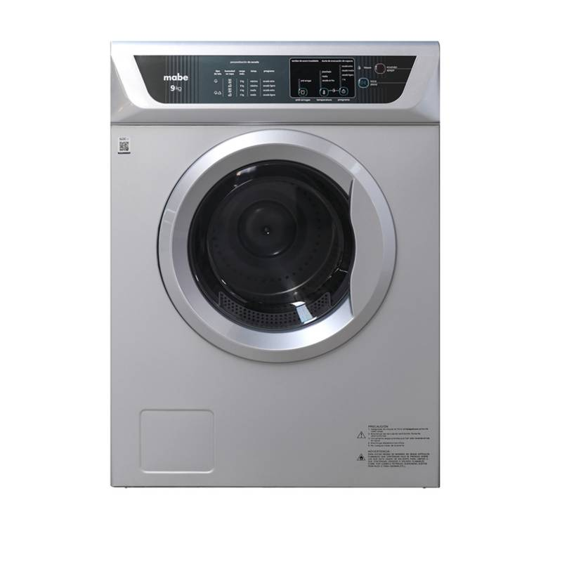 MABE - Secadora Mabe  Sem81bdgb 9kg. Electrica. Silver