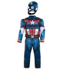 MARVEL - Disfraz de Capitán América