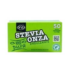 ONZA - Stevia 100% pura Onza Caja x 50 sobres