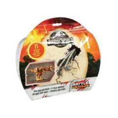 JURASSIC WORLD - Mini Dinosaurios MultiPack x 15