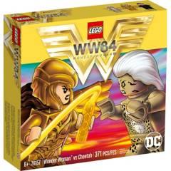 LEGO - Lego 76157 Mujer Maravilla Vs Cheetah
