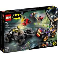 LEGO - Lego 76159 Persecución de La Trimoto Del Guasón
