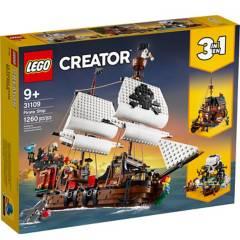 LEGO - Lego 31109 Barco Pirata