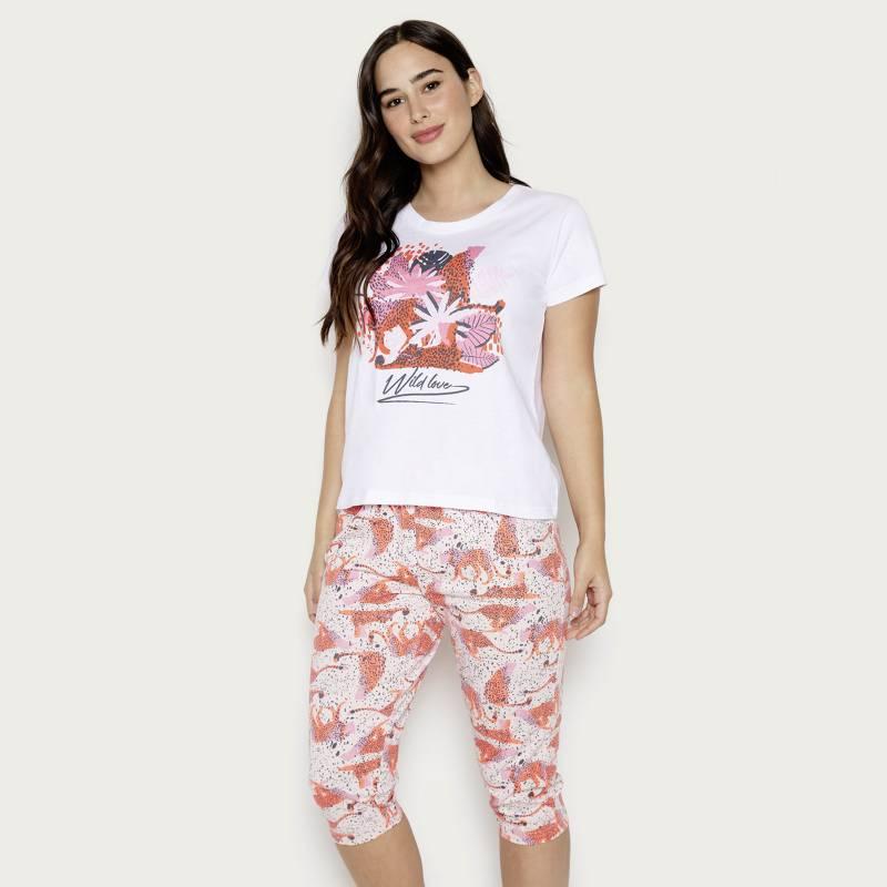 PALMERS - Pijama Algodón Mujer