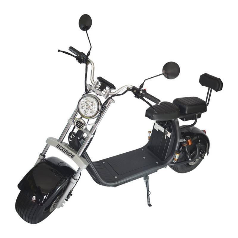 ECORIDE - Scooter Eléctrico Harley X10