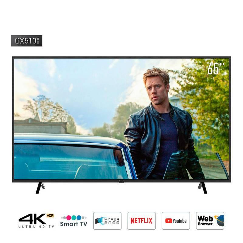 "PANASONIC - Televisor 65"" 4K Ultra HD Smart TV TC-65GX510P"