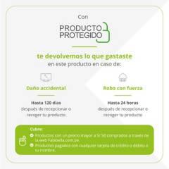 BRUNO KIDS - Sandalia Niña Blanco  Velcro