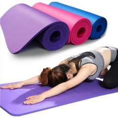 XTREME SPORT - Mat Colchoneta Yoga Extra Grueso 15Mm + Bolsa