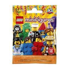 LEGO - Minifigures Serie