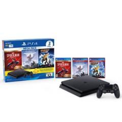 SONY - Consola PlayStation 4 Mega Pack 15