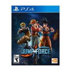 SONY - Jump Force Playstation 4