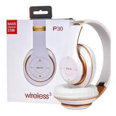 ITELSISTEM - Audifonos bluetooh Wireless P30