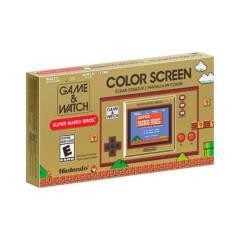 NINTENDO - Consola Game & Watch Super Mario Bros