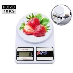 GENERICO - Balanza Gramera Digital de Cocina hasta 10kg