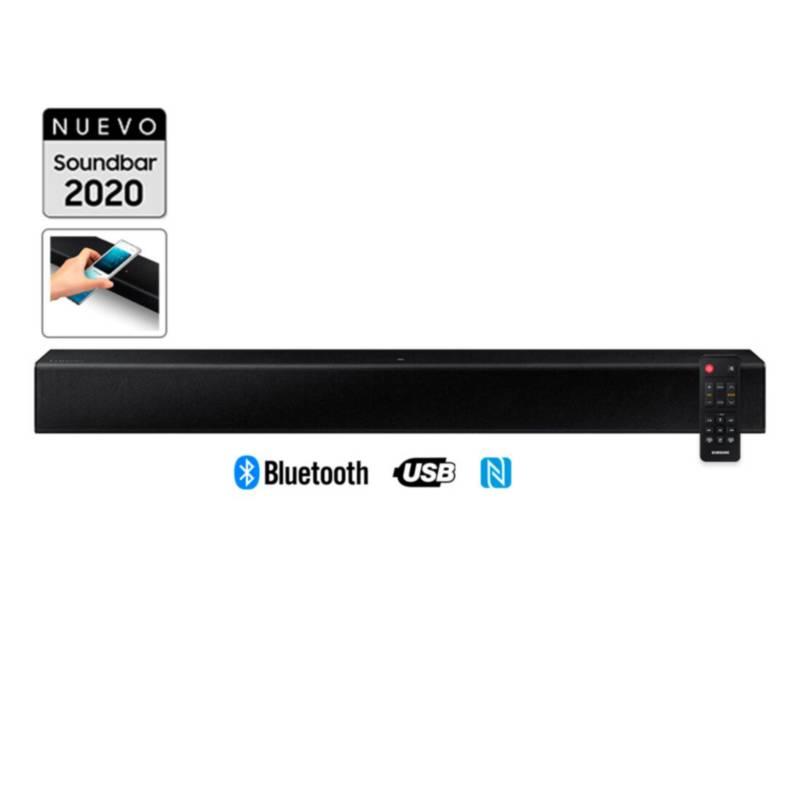 SAMSUNG - Soundbar Bluetooth HW-T400 40W