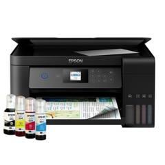 EPSON - Impresora Multifuncional Wifi EcoTank L4160