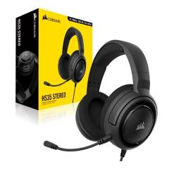 CORSAIR - Audífonos Gamer  HS35 PC PS4 N