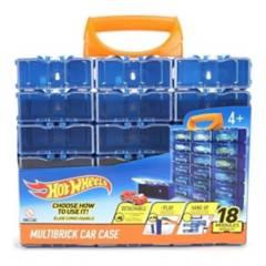 HOT WHEELS - Car case Multimodular Por 18 PCS