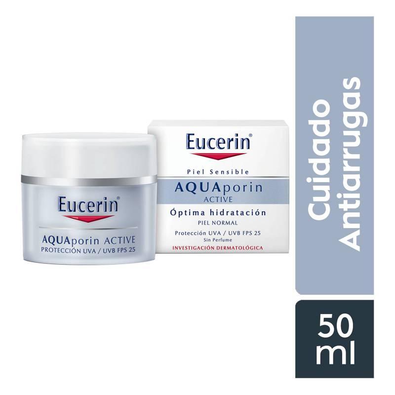 Eucerin - Aquaporin Crema Hidratante UV SPF25 50ml