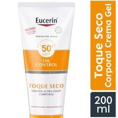 Eucerin - Sun Gel Cream Dry Touch FPS50 200ml