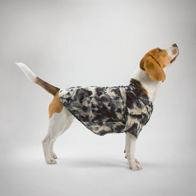 NADRA - Camisa Pet Cafe Tie Dye