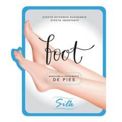 SILK - Foot Mask - Mascarilla Exfoliante E Hidratante De Pies