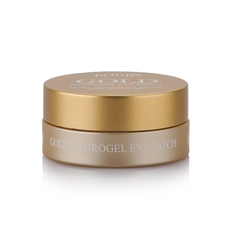 PETITFEE - Parche para ojo de hidrogel de Oro