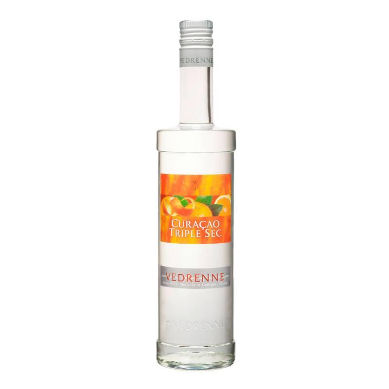 VEDRENNE - Vedrenne Orange Curacao Liqueur 35% 700ml