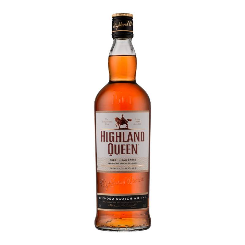HIGHLAND QUEEN - Whisky Highland Queen Classic