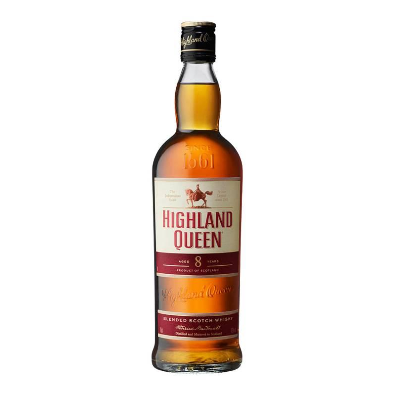 HIGHLAND QUEEN - Whisky Highland Queen 8 Años