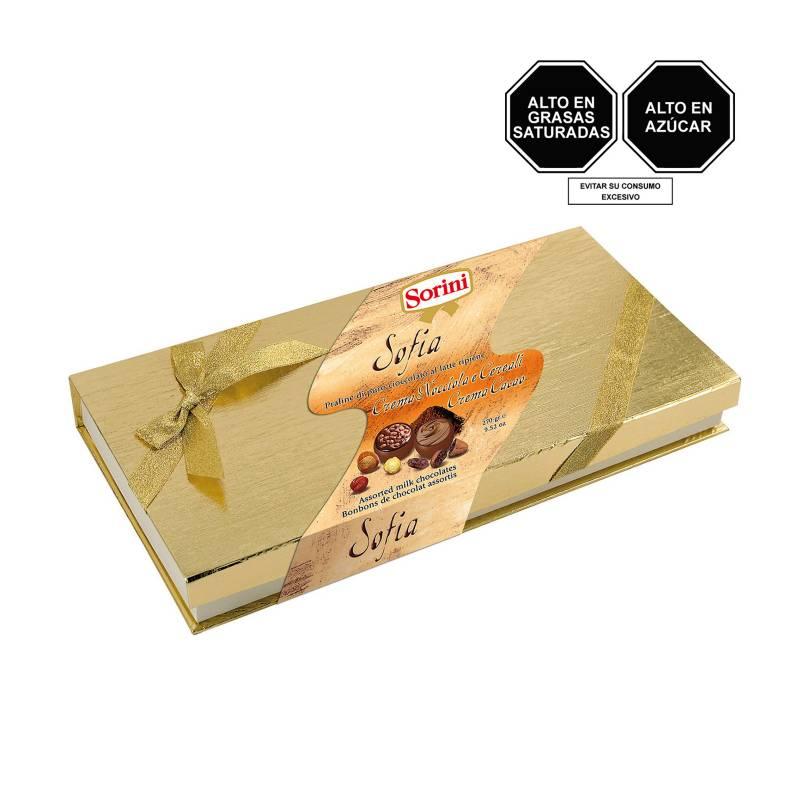 SORINI - Chocolate Sorini Sofia 270gr