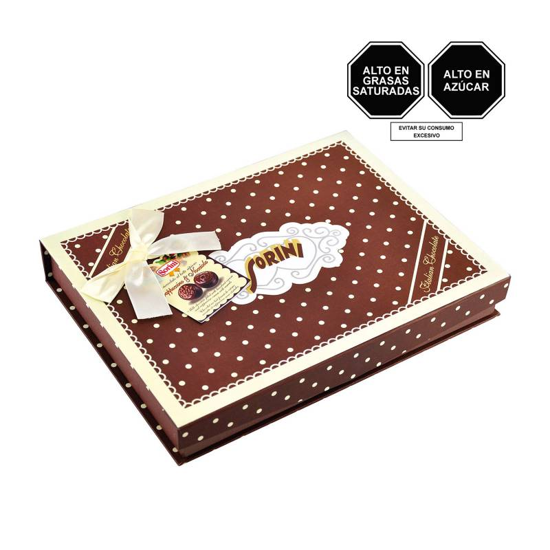 SORINI - Chocolate Sorini Pois 190gr
