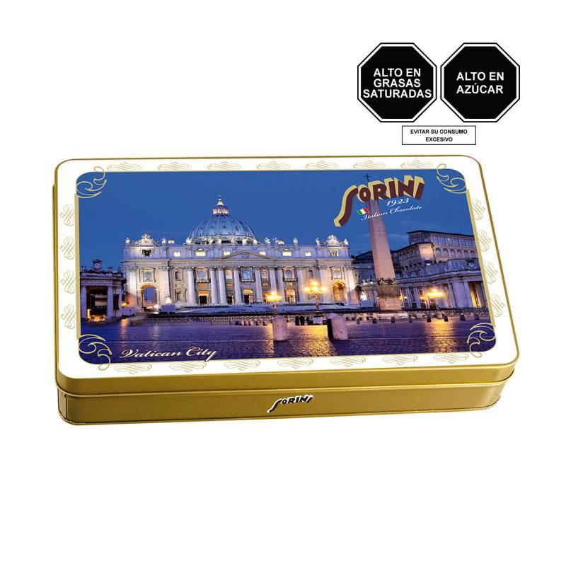 SORINI - Chocolate Sorini Souvenir Vaticano 245gr
