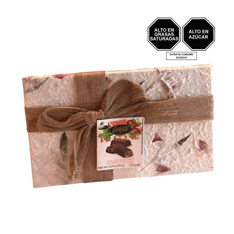 FELETTI - Chocolate Feletti Scatola Manila 150gr