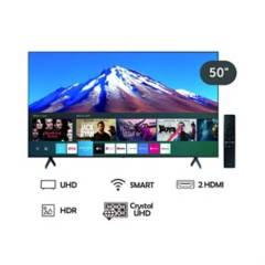 SAMSUNG - Televisor Smart Tv de 50''  ULTRA 4K Crystal