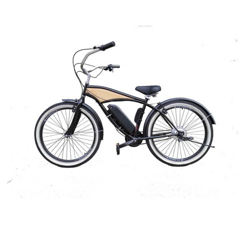 BICIMOTOS STORE - Bicicleta eléctrica E-Cruiser